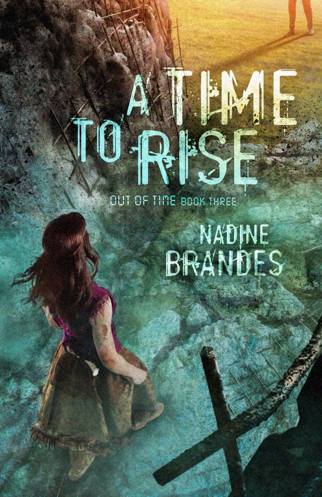 "Cover Reveal – ""A Time To Rise"" by Nadine Brandes"