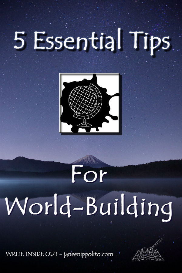 5 Essential World-Building Tips