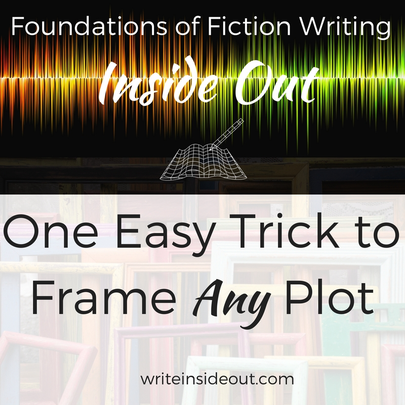 One Easy Trick to Frame AnyPlot