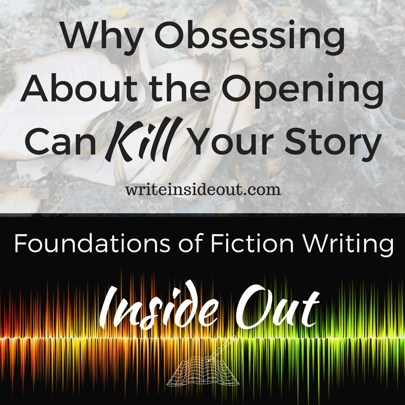 Why Obsessing About the Opening Can Kill YourStory