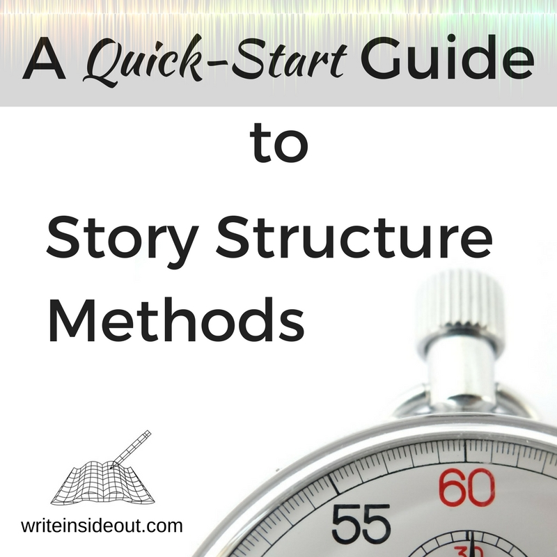 A Quick-Start Guide to Story StructureMethods