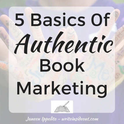 5 Basics 0f Book Marketing
