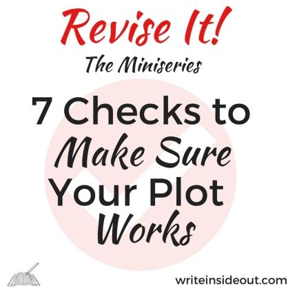 7 Checks to Make Sure Your Plot Works